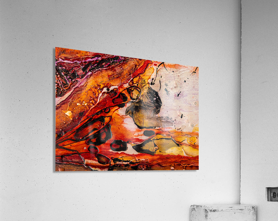 Sophia Un  Acrylic Print