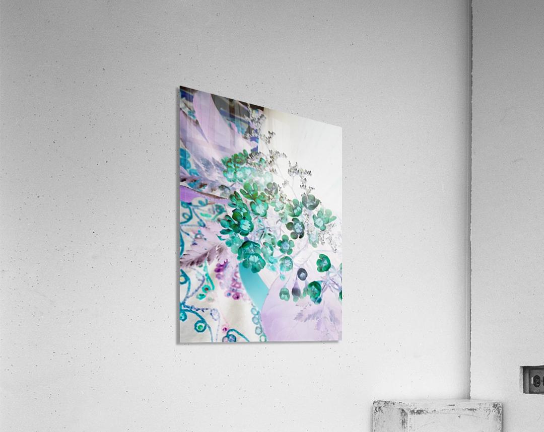 Grâce   Impression acrylique