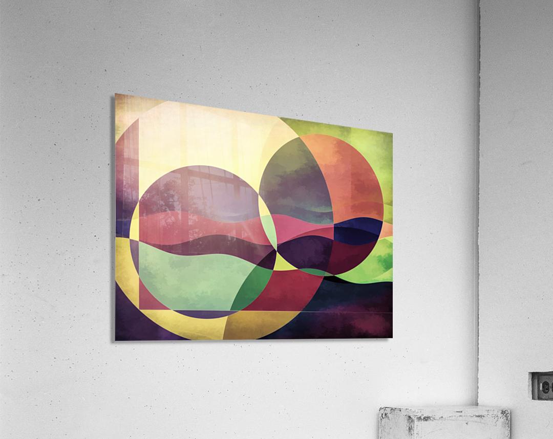 Middle Ground  Acrylic Print