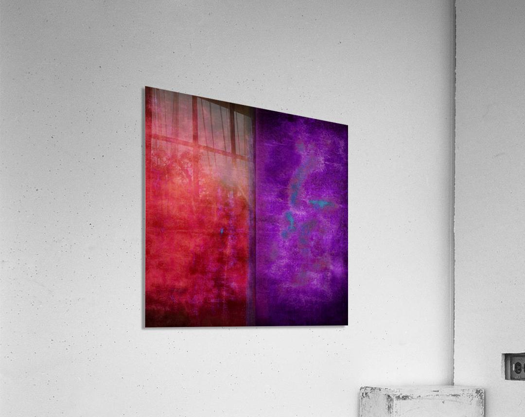 Dualities  Acrylic Print