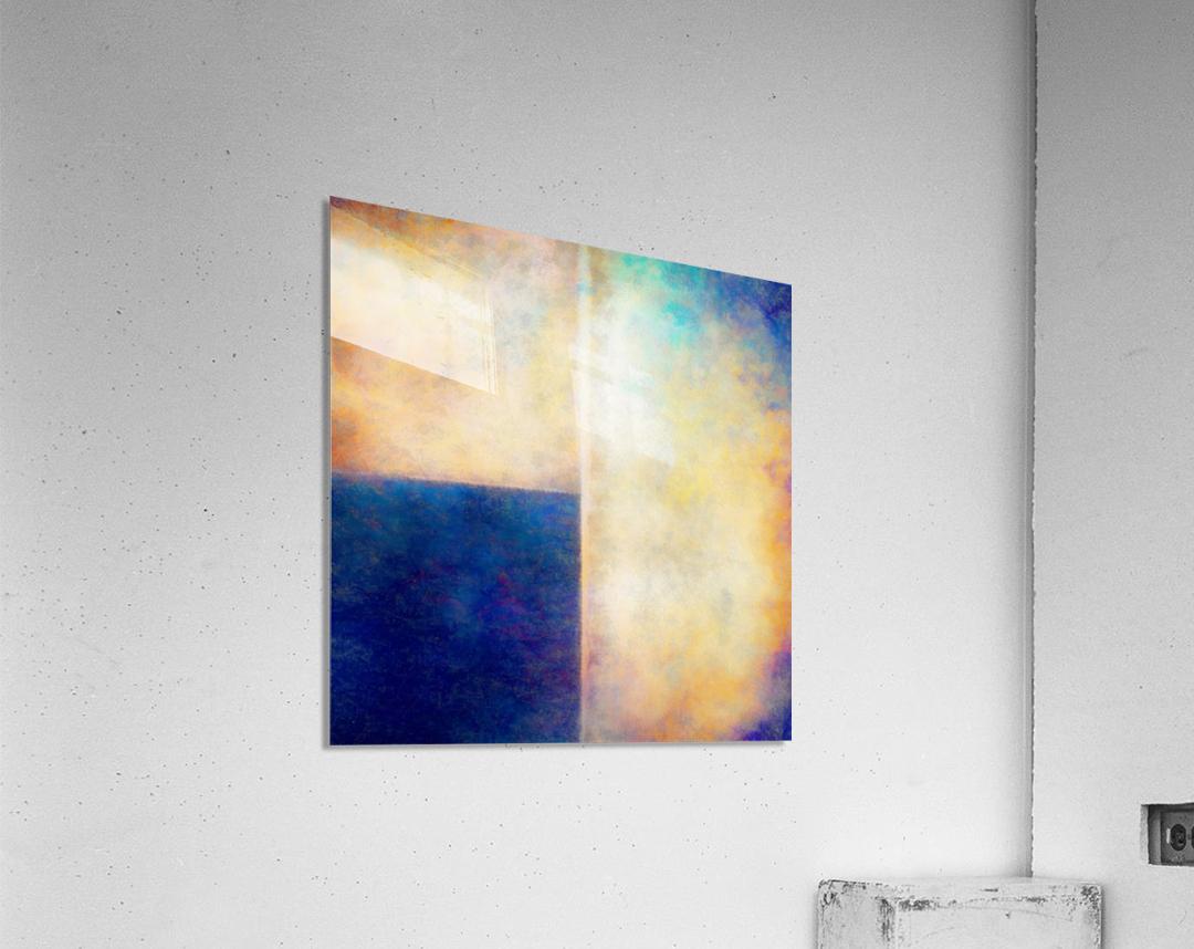 Blue Zone  Acrylic Print