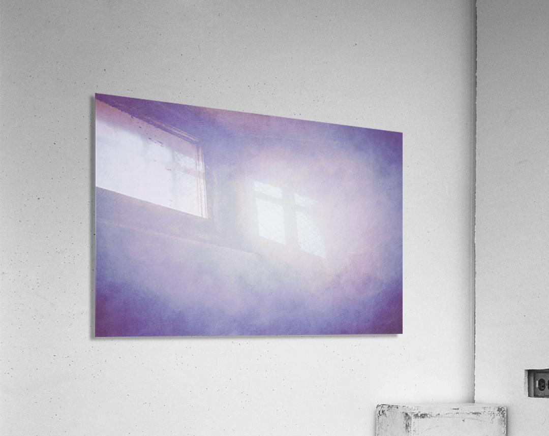 Lilac Mist  Acrylic Print