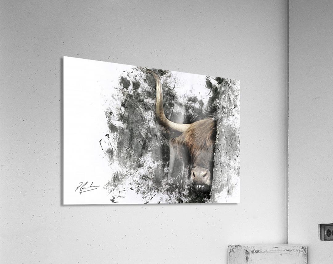Peek a Boo Coo  Acrylic Print