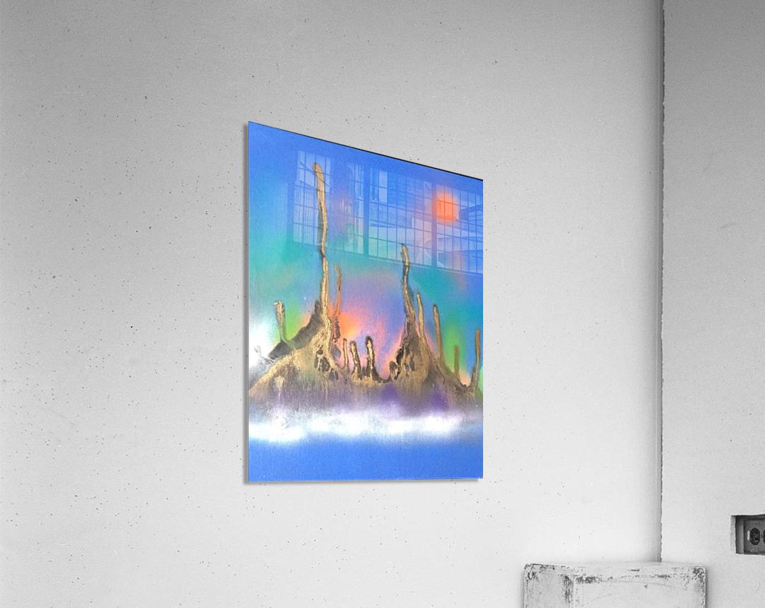 safty  Acrylic Print