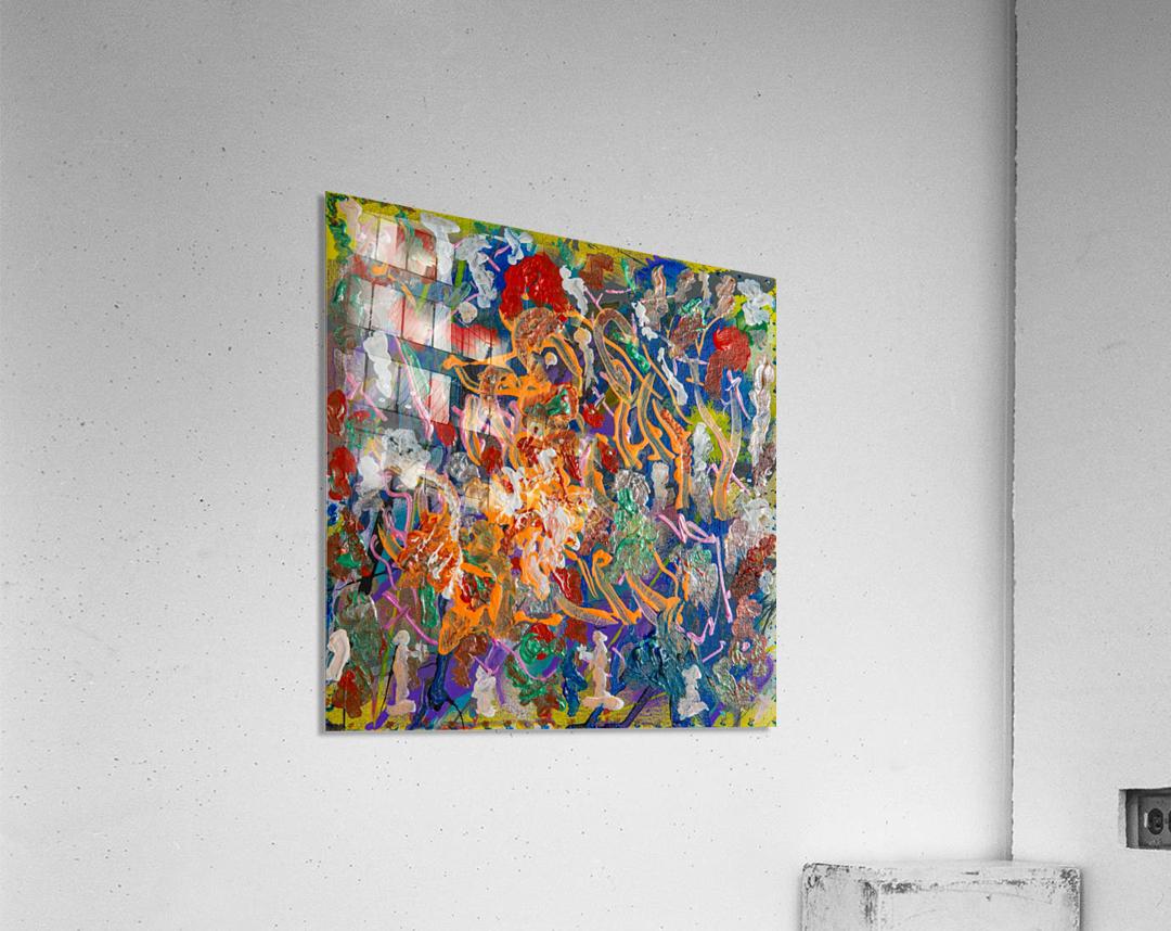 EXALTATION  Acrylic Print