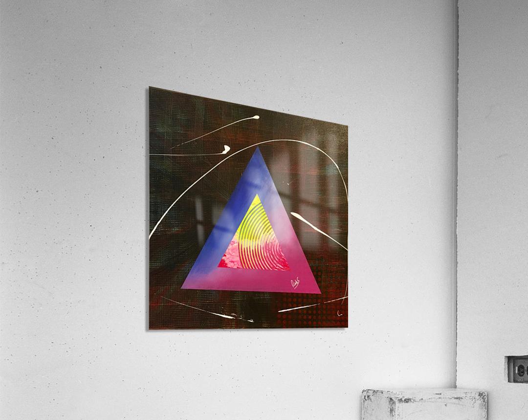 DOOR TO PARADISE  Acrylic Print