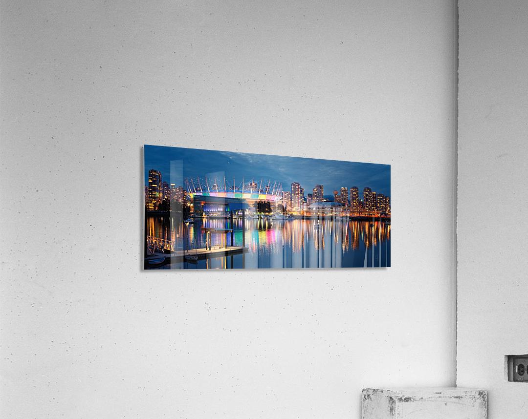 The Arena  Acrylic Print