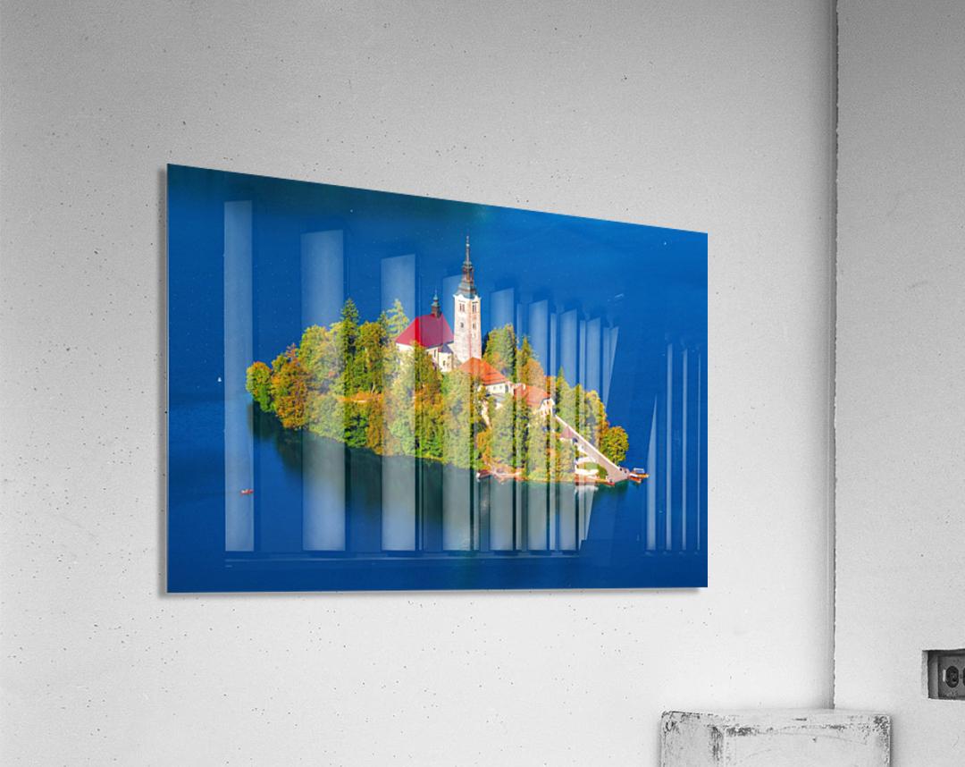 BLED 03  Acrylic Print