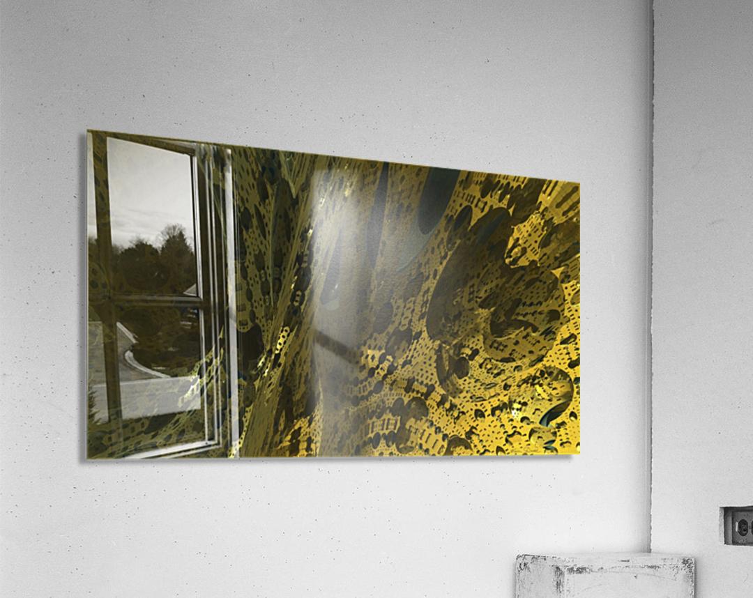 New World  Acrylic Print