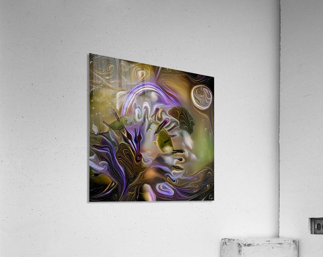 Earth Time  Acrylic Print