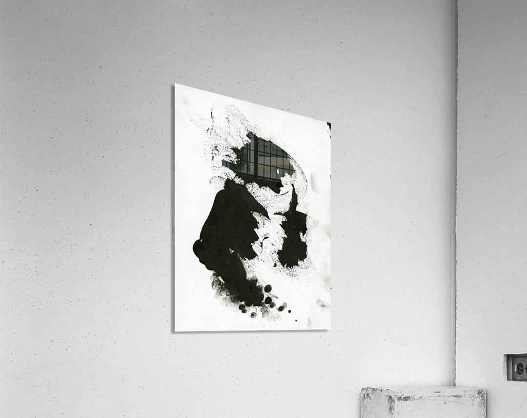 Rock God  Acrylic Print