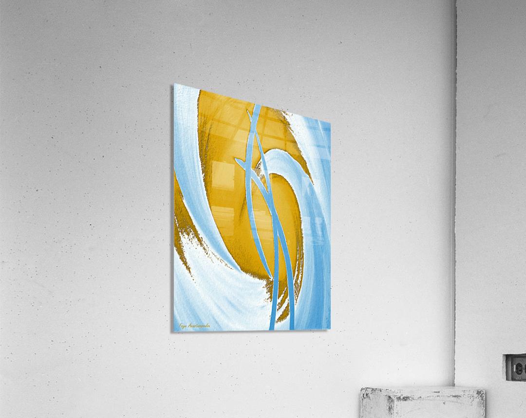 Energy Flow  Acrylic Print