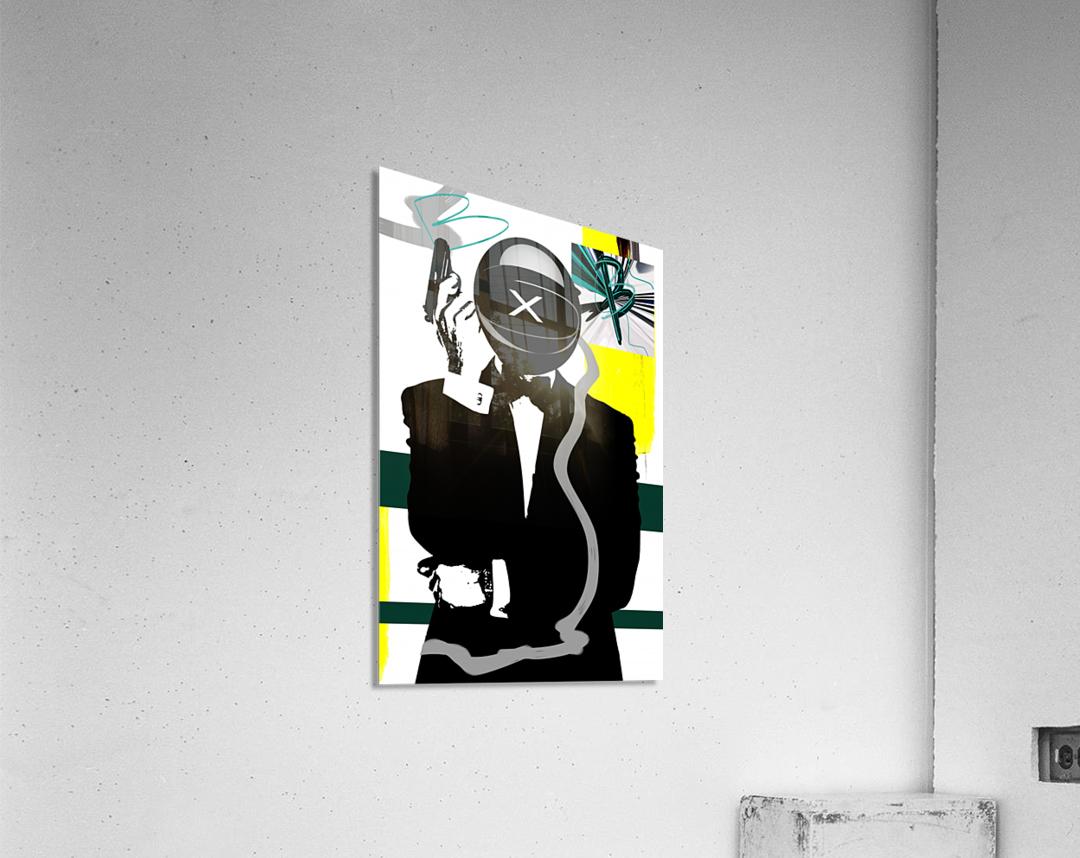 Buggatti Institucional  Acrylic Print