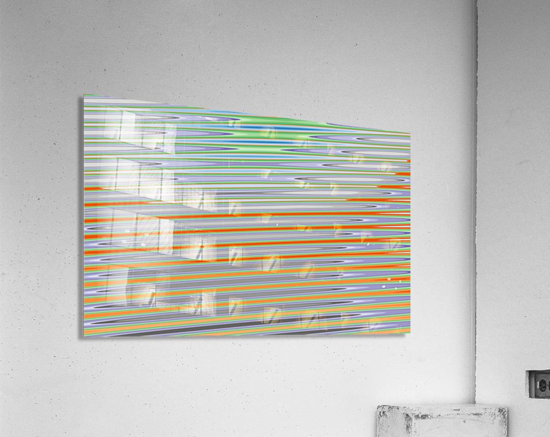 New Popular Beautiful Patterns Cool Design Best Abstract Art (70)  Acrylic Print