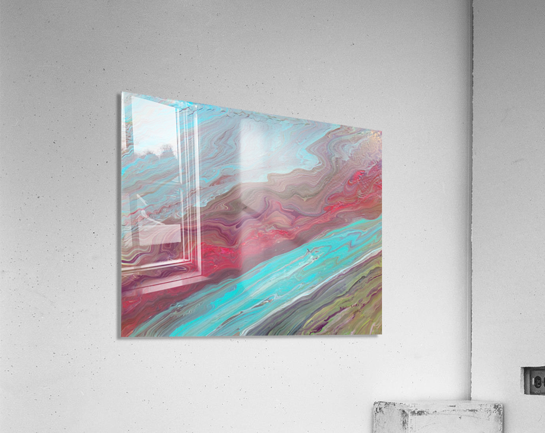 Quietude   Acrylic Print