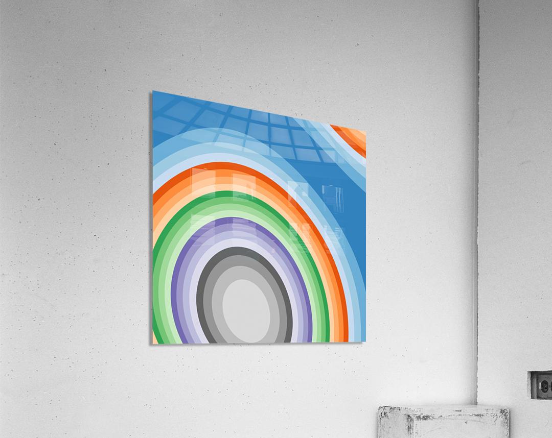 Abstract art (7)_1558001655.6173  Acrylic Print