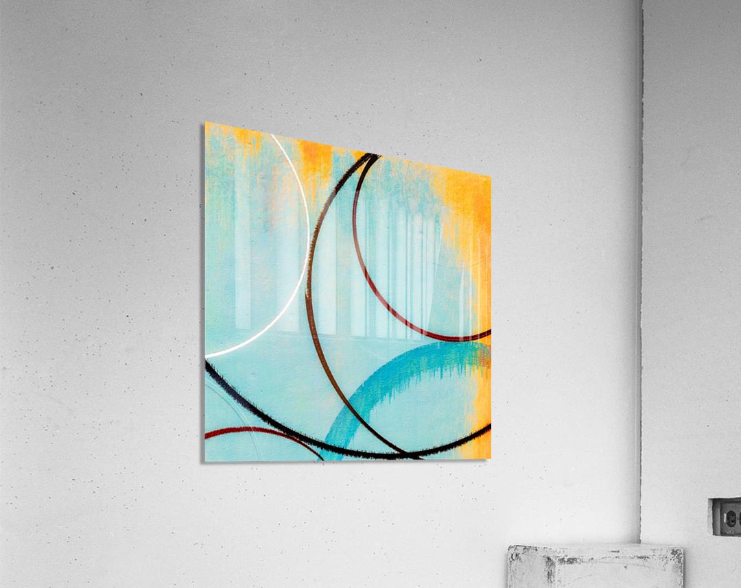 In Certain Circles  Acrylic Print