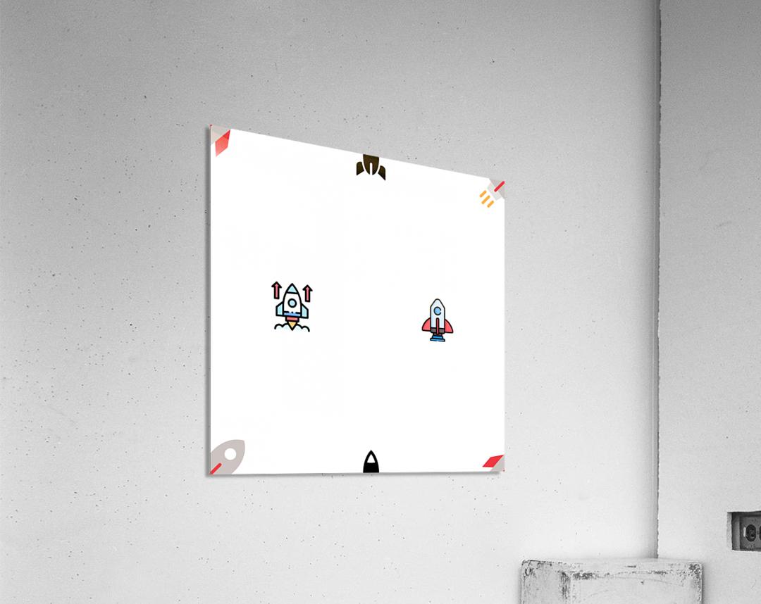 Space (2)  Acrylic Print