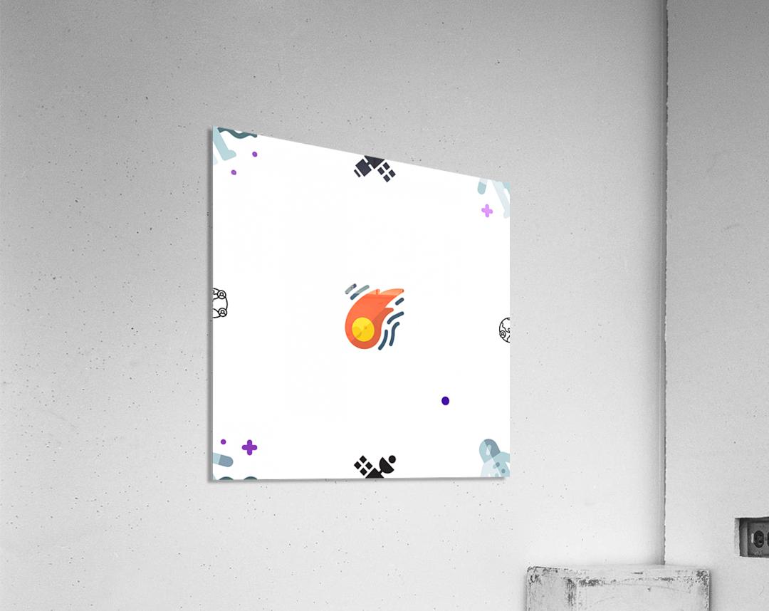 Space (18)_1560183087.1348  Acrylic Print