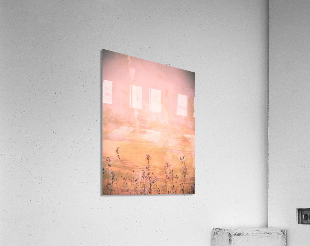 Keep it still   Impression acrylique