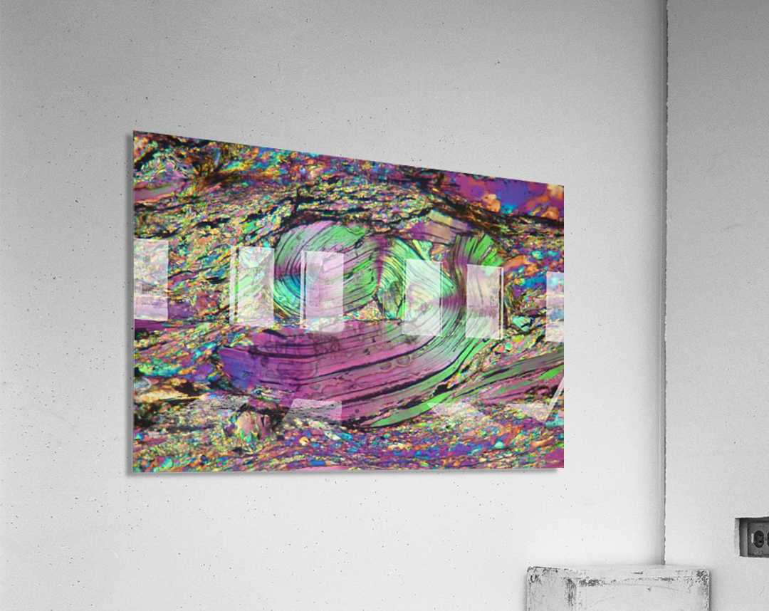 Twist  Acrylic Print