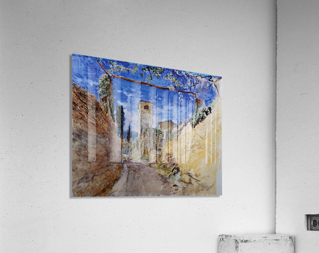 A Vineyard Walk Lucca John Ruskin