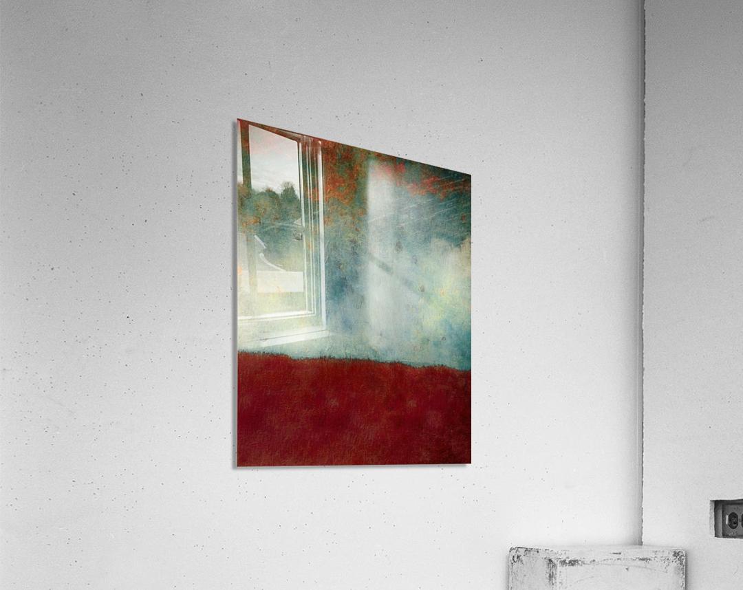 The Gathering Storm  Acrylic Print