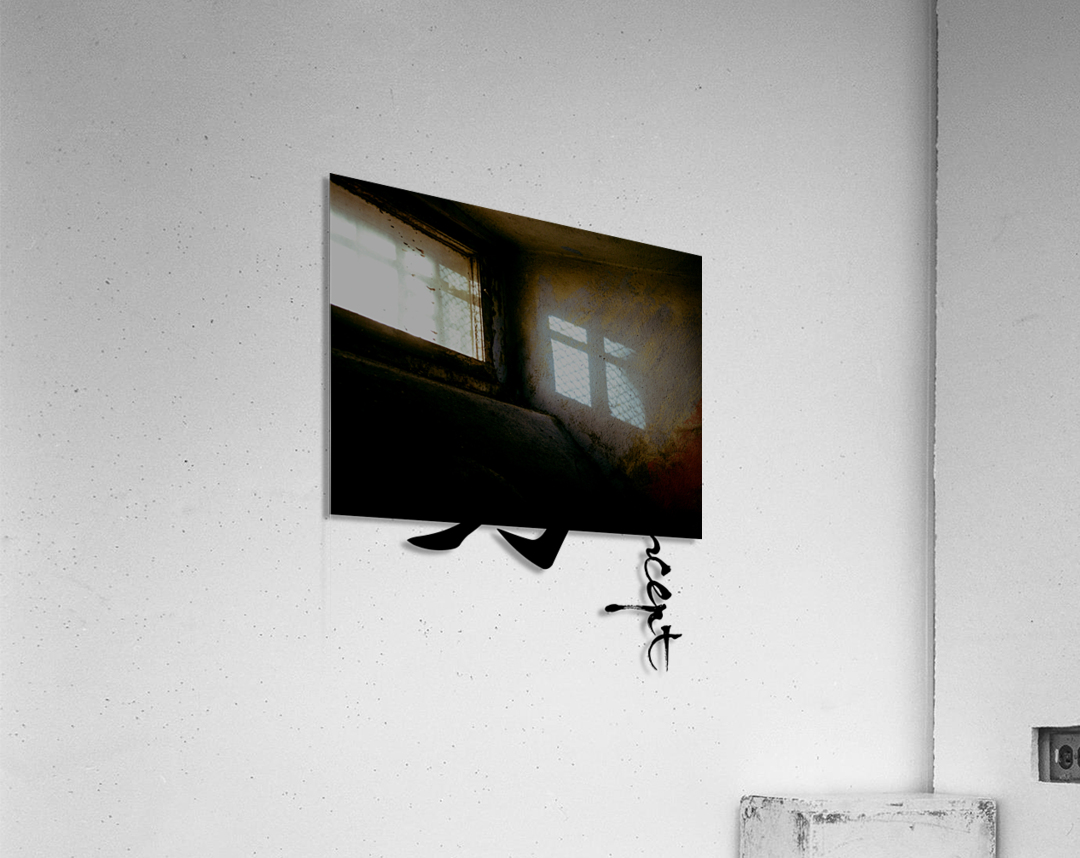 Chinese Concept 36A  Acrylic Print