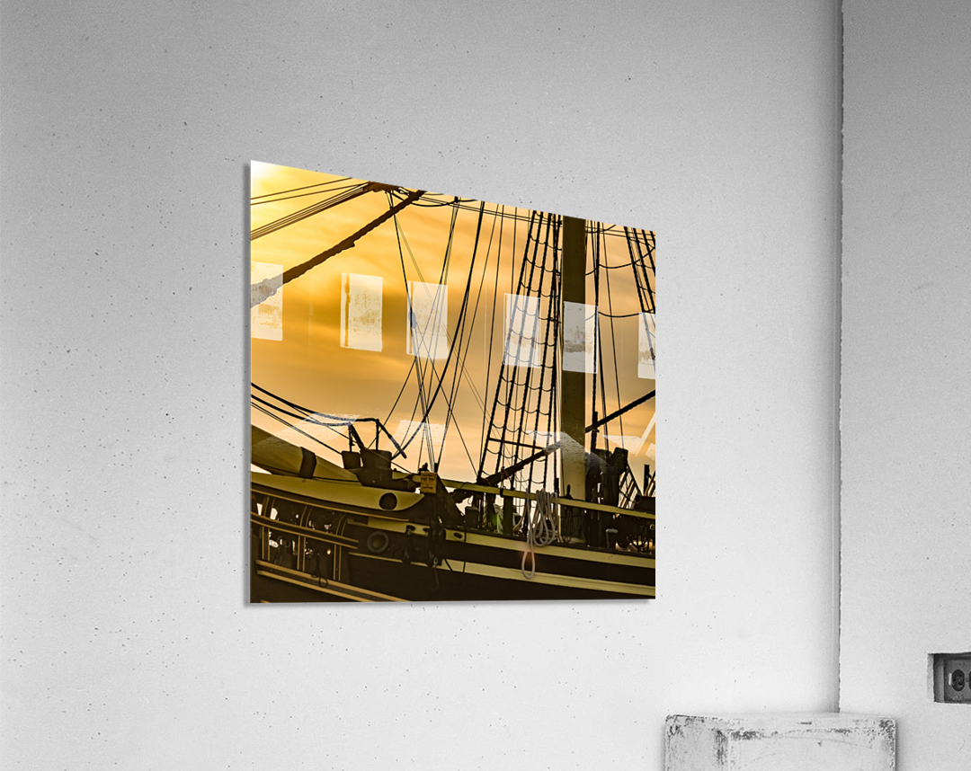 Friendship of Salem 8  Acrylic Print