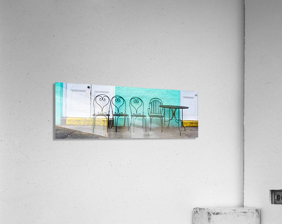 NOLA Morning  Acrylic Print