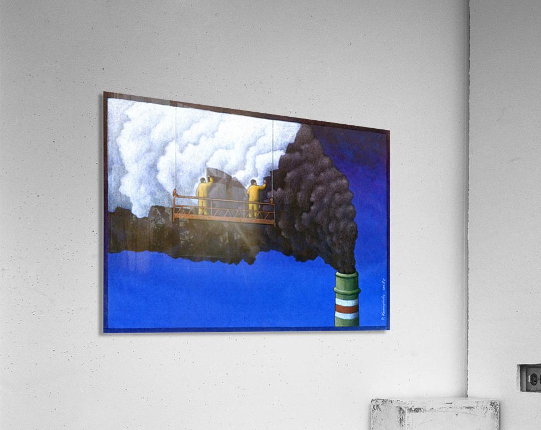 Pawel Kuczynski 21  Acrylic Print