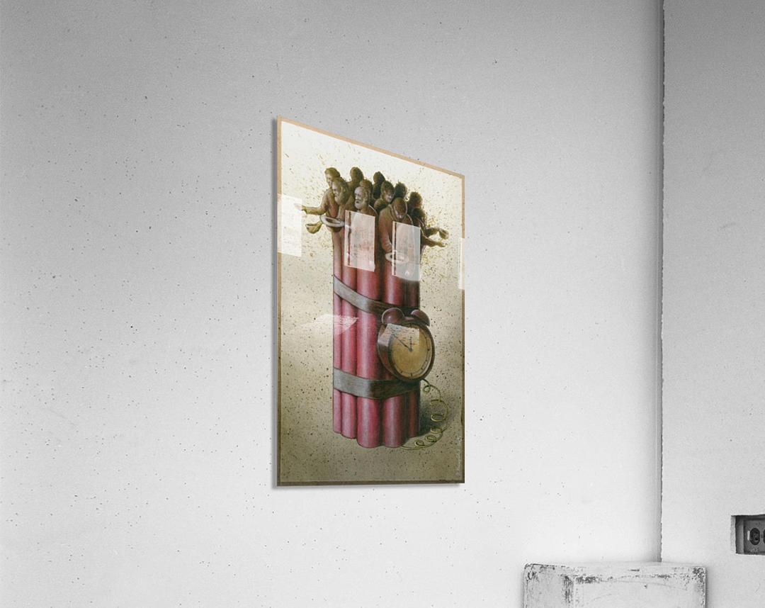 Pawel Kuczynski 22  Acrylic Print