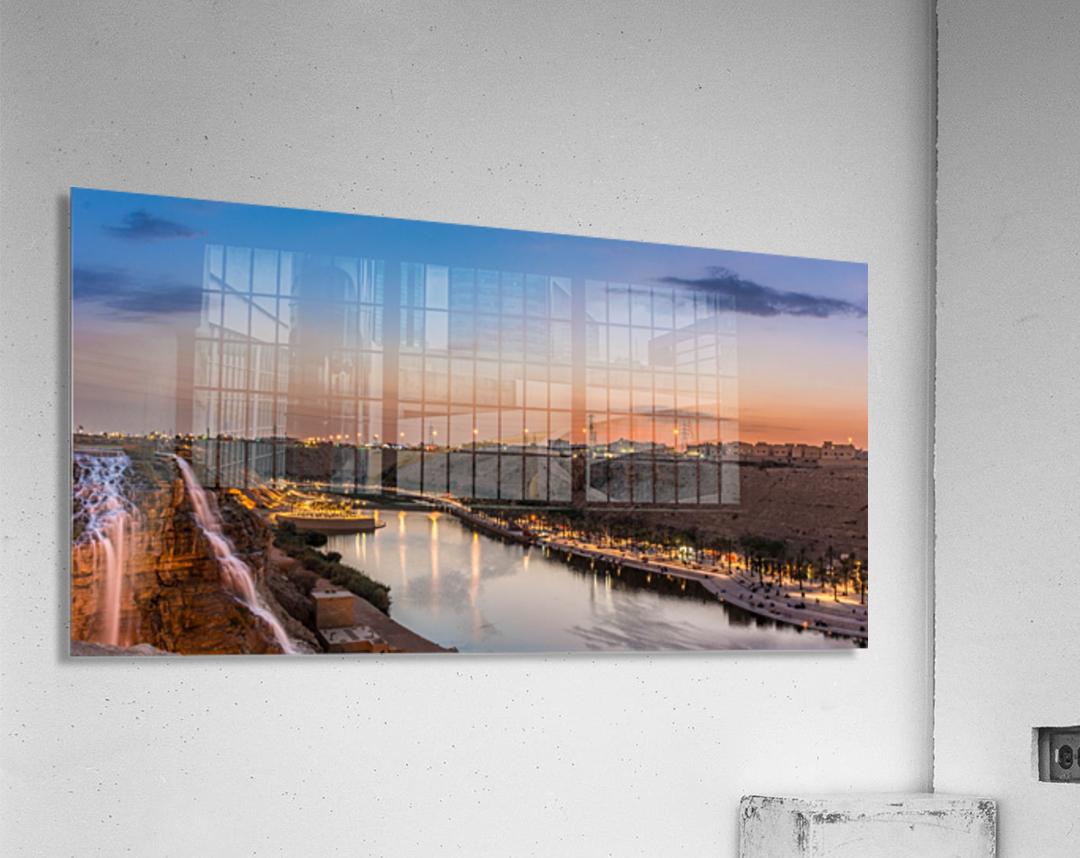 DSC_4609 Pano  Acrylic Print