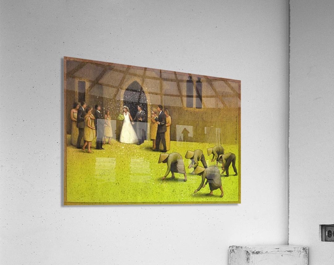 PawelKuczynski31  Acrylic Print