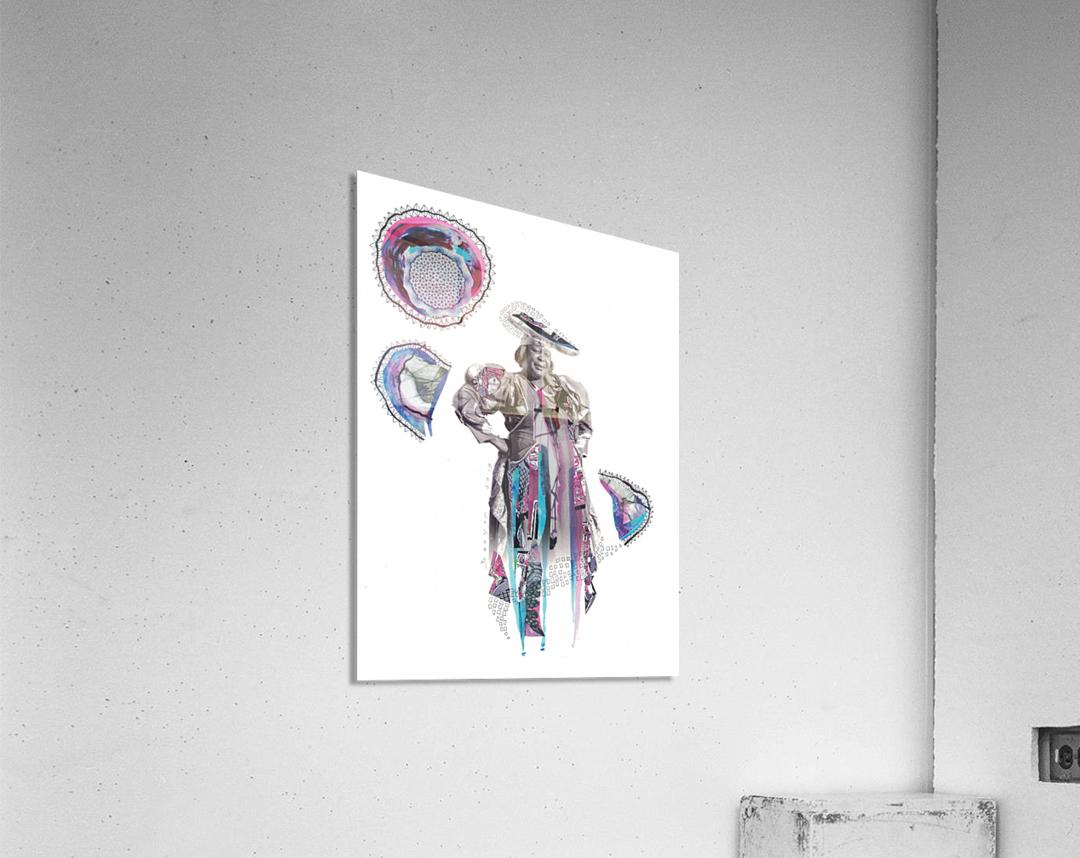 Herero Woman 6  Impression acrylique