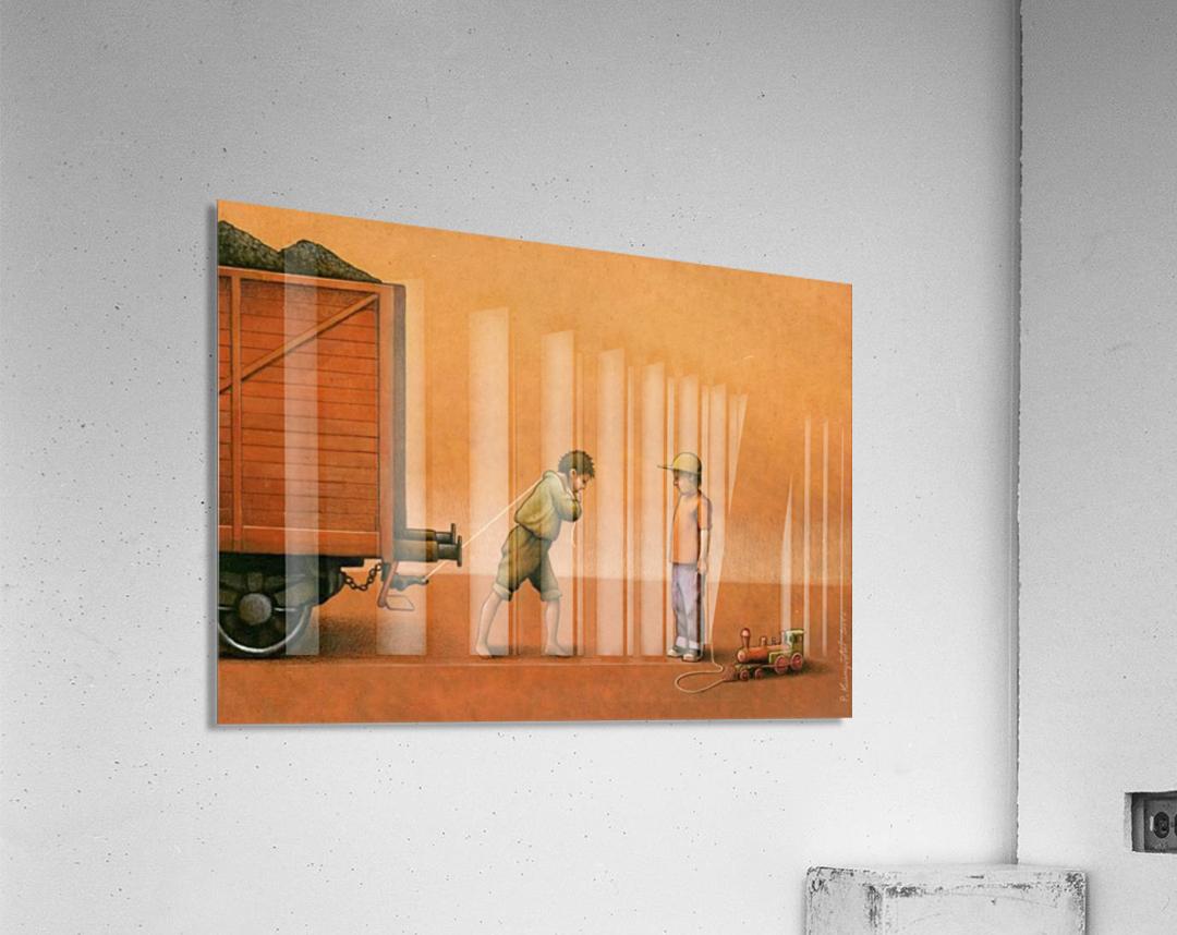PawelKuczynski34  Acrylic Print