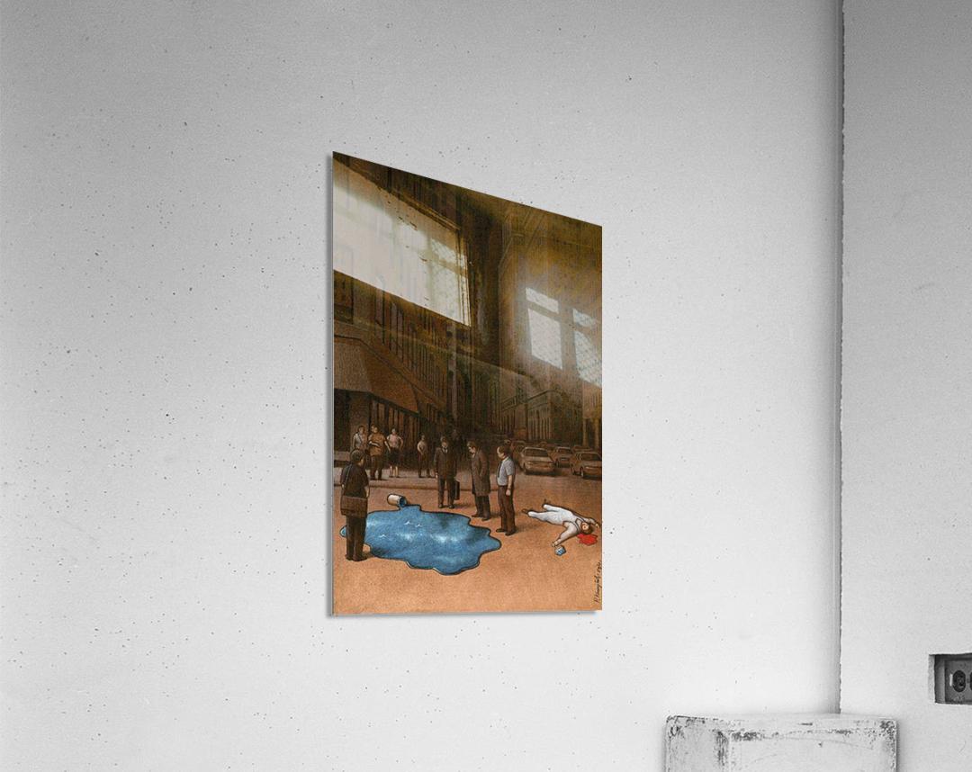 PawelKuczynski42  Impression acrylique