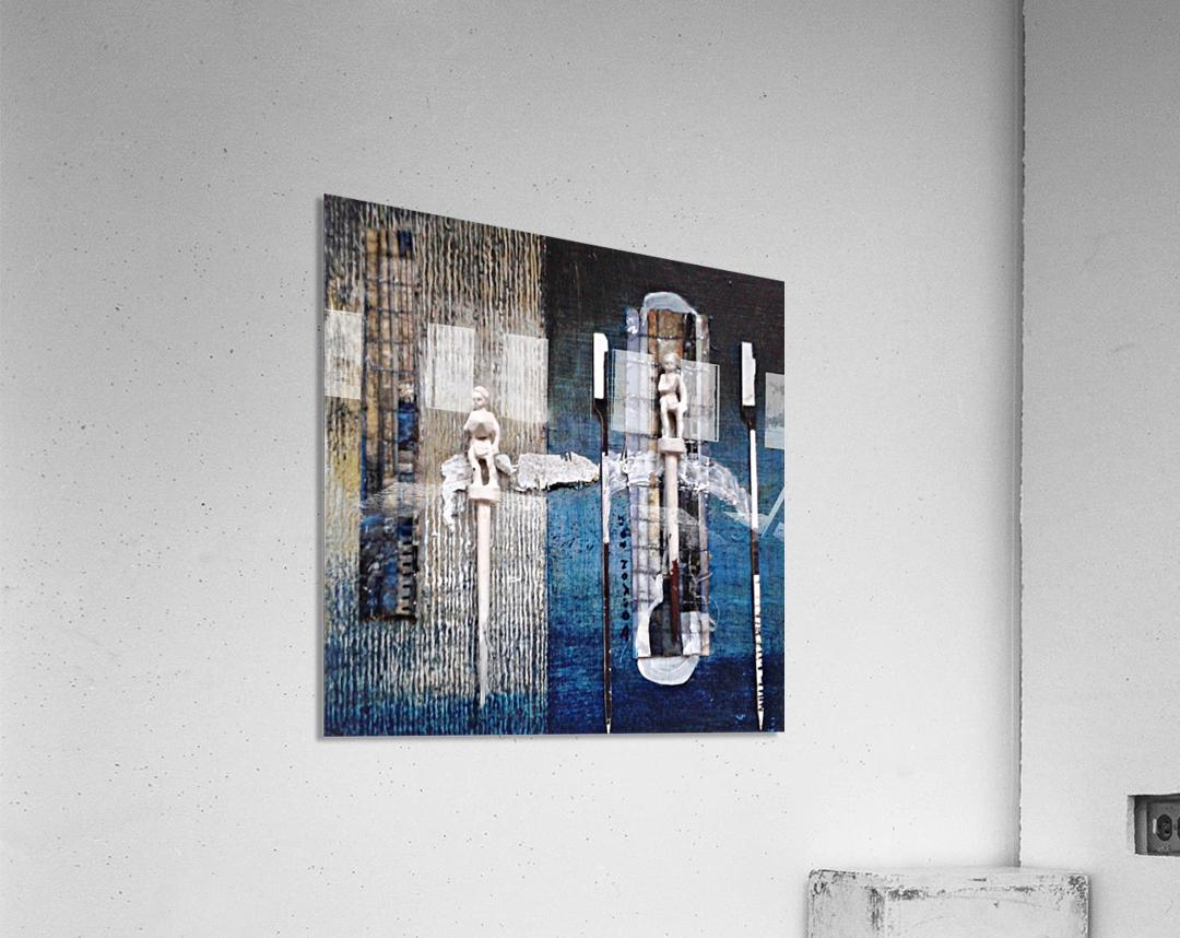 mozaik 1  Impression acrylique