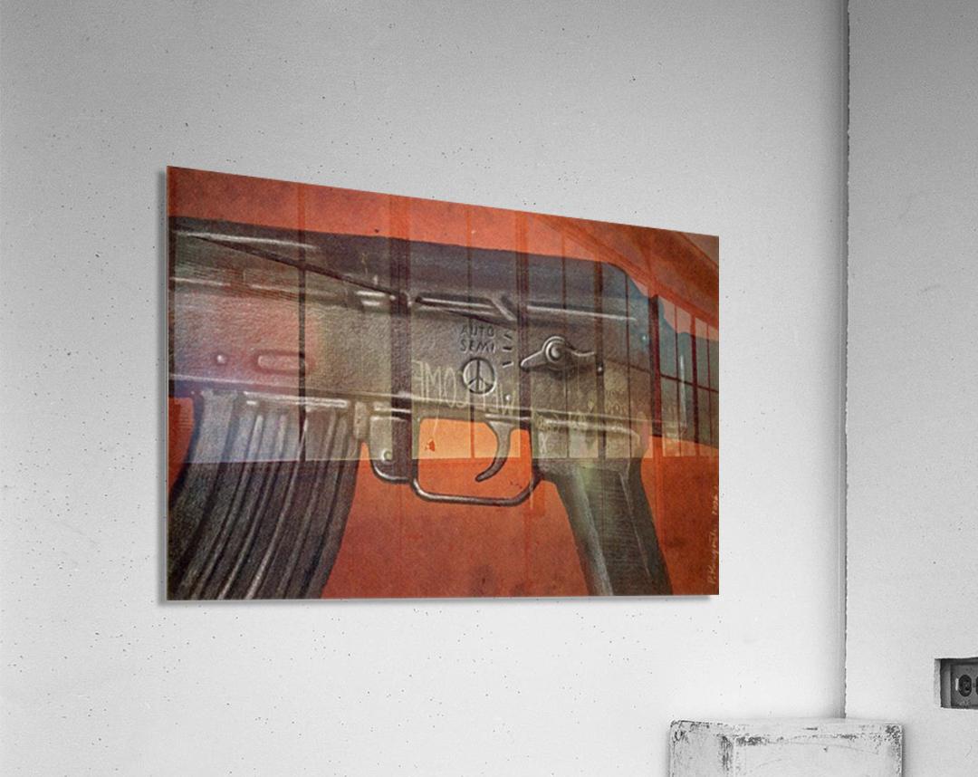 PawelKuczynski47  Acrylic Print