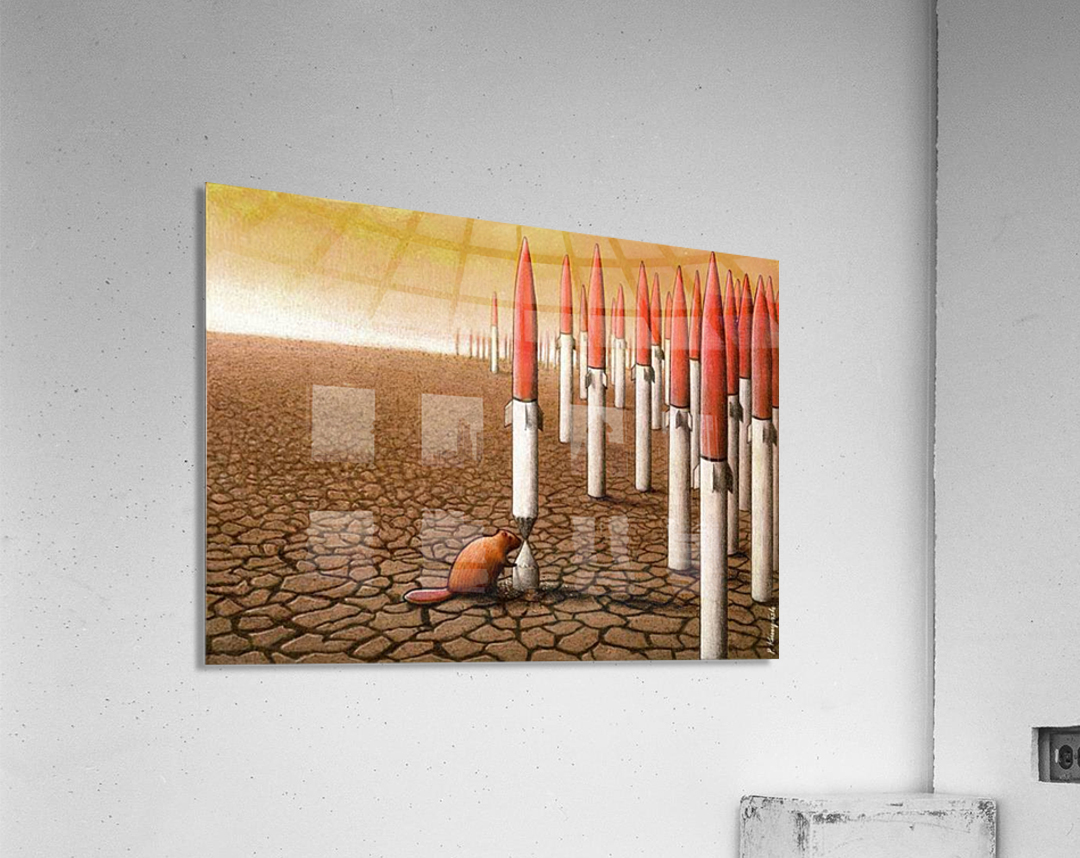 PawelKuczynski48  Acrylic Print