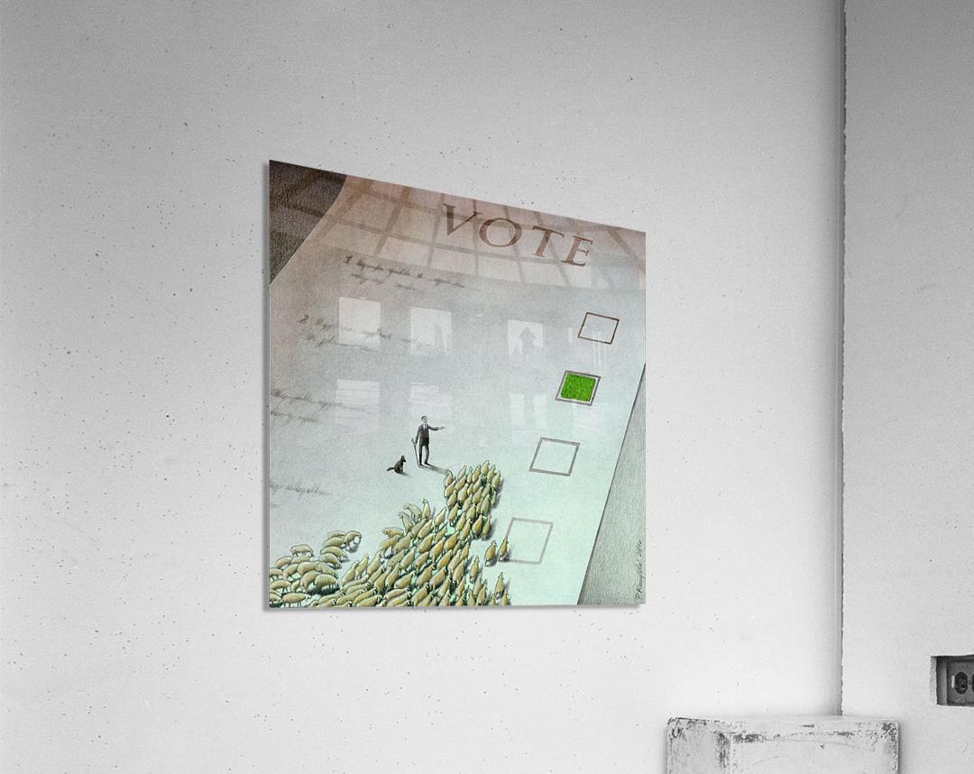 Vote  Acrylic Print