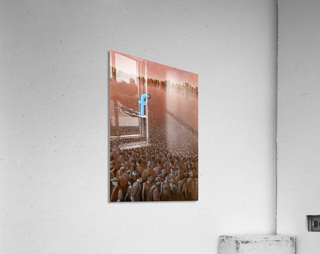 PawelKuczynski58  Acrylic Print