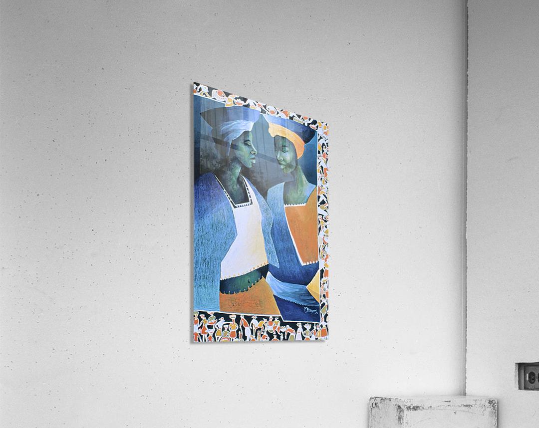 secrets damies  Acrylic Print