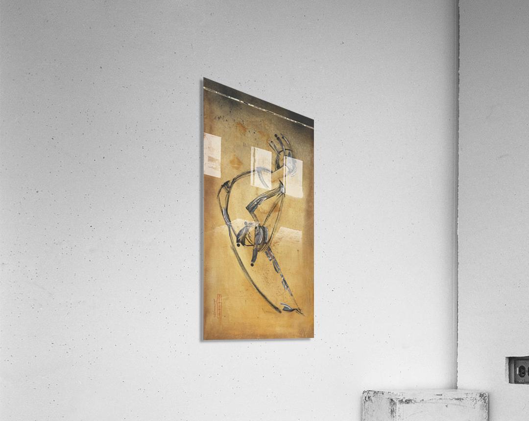Japanese woman3  Acrylic Print