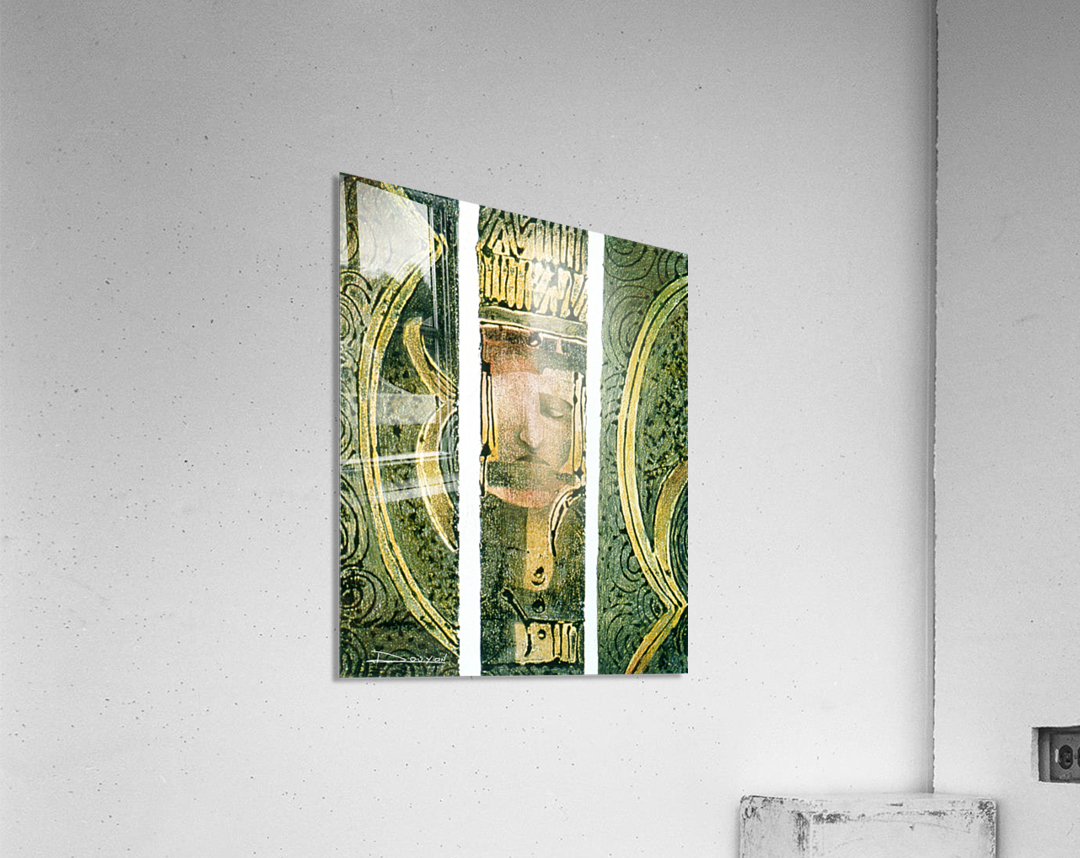 Secret mortel  Acrylic Print