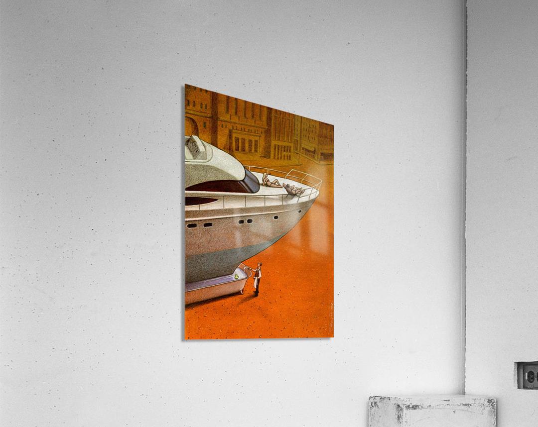 PawelKuczynski70  Acrylic Print