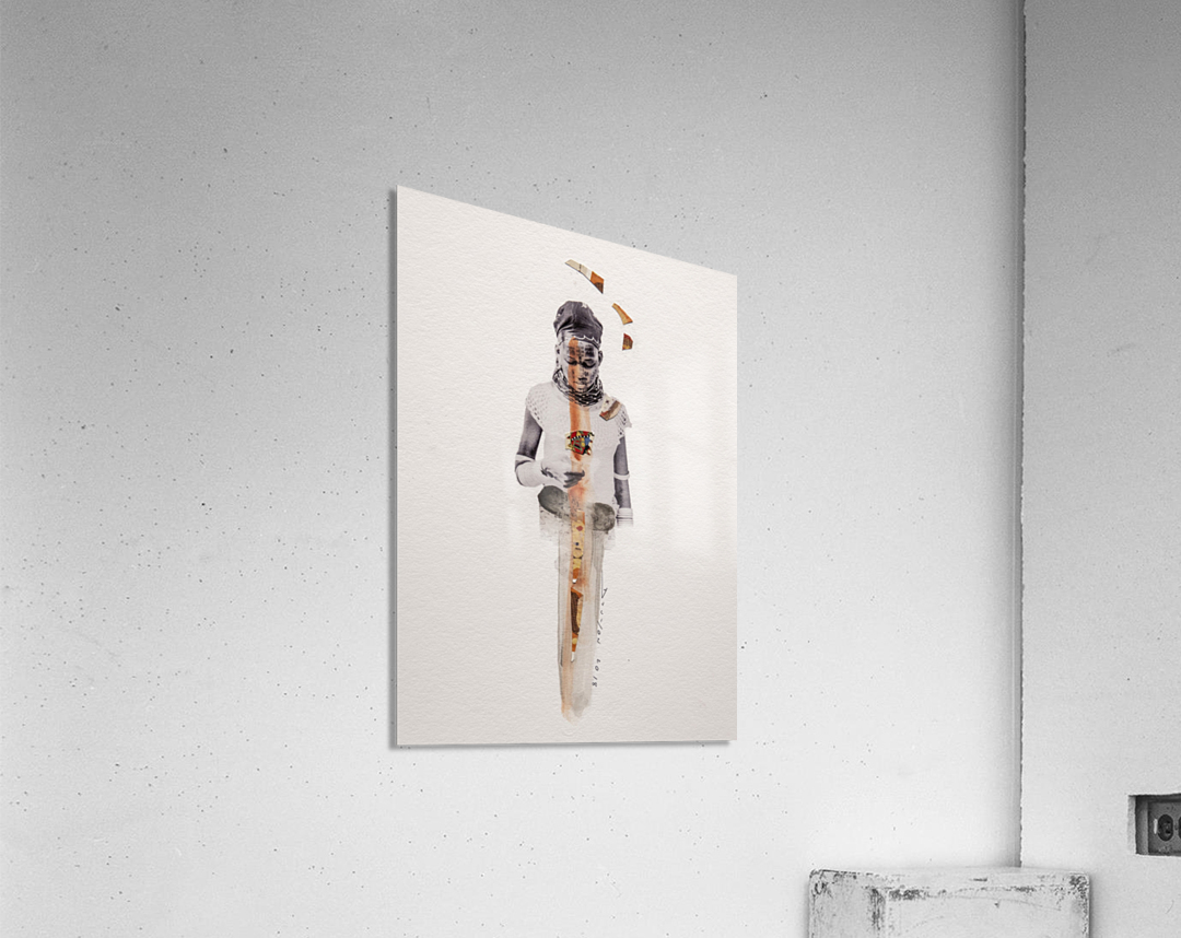 amazing grace1  Acrylic Print