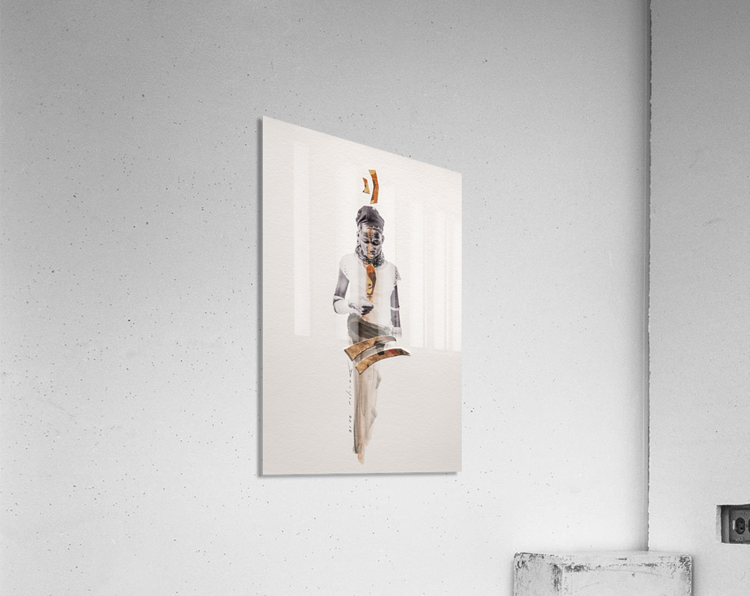 amazing grace3  Acrylic Print