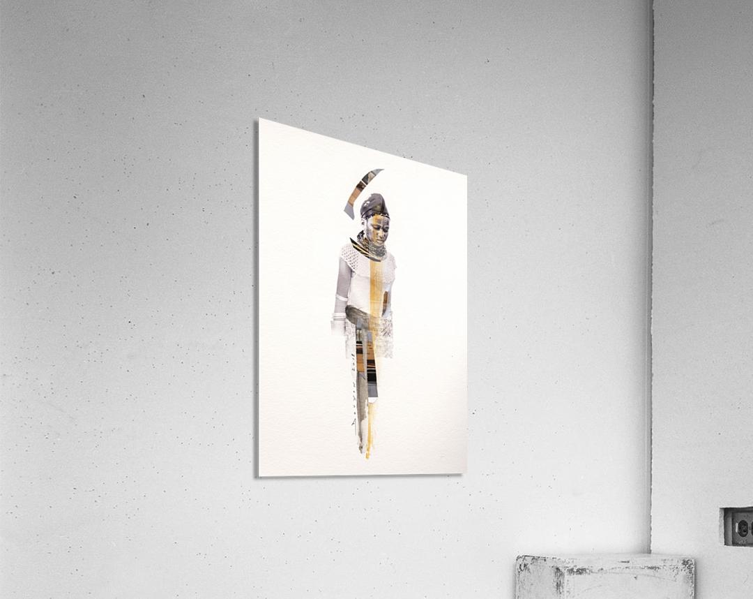 amazing grace6  Acrylic Print