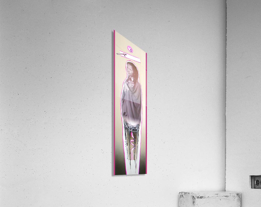 emerveillement1  Acrylic Print